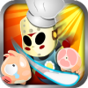 Titre: L'application Ninja Barbecue Party vous redonnera le sourire
